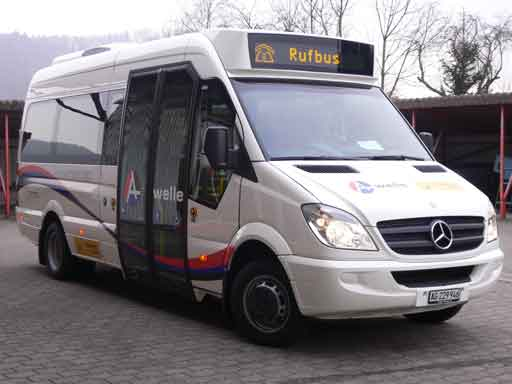 Mercedes-Benz Niederflur-Sprinter 515 CDI (City 35)